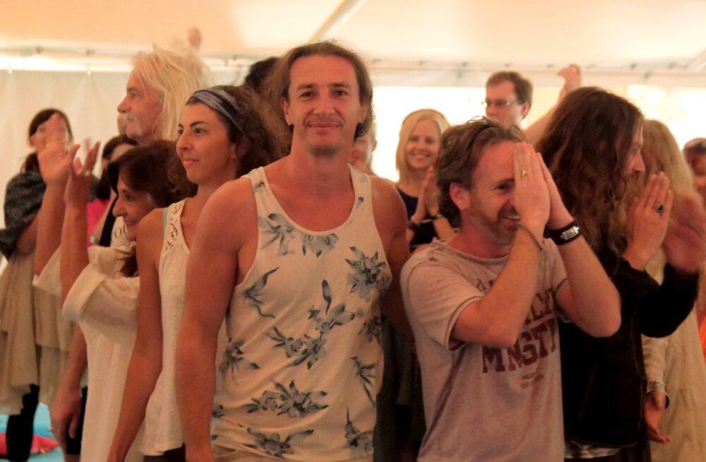 """Rahvusvaheline tantrafestival """"High on Life"""" toob Eestisse spirituaalteadmiste tunnustatumad meistrid"""