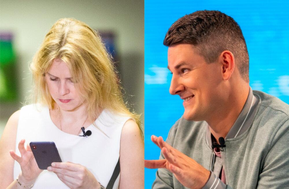 Asi selge! Loe, kes osalevad Katrin Lusti ja Jüri Butšakovi poolt juhitavas debatis