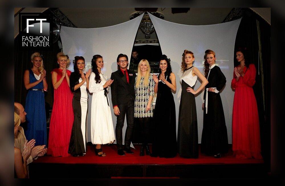 ГАЛЕРЕЯ: Коллекция Tallinn Dolls на вечеринке Fashion in Teater