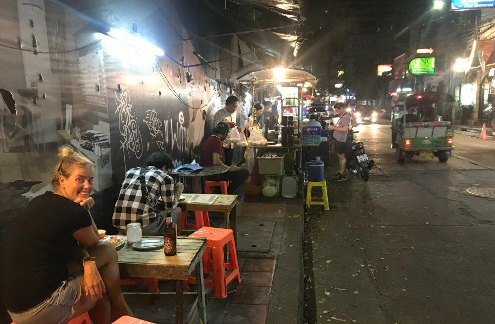 KaseCampers Bangkokis