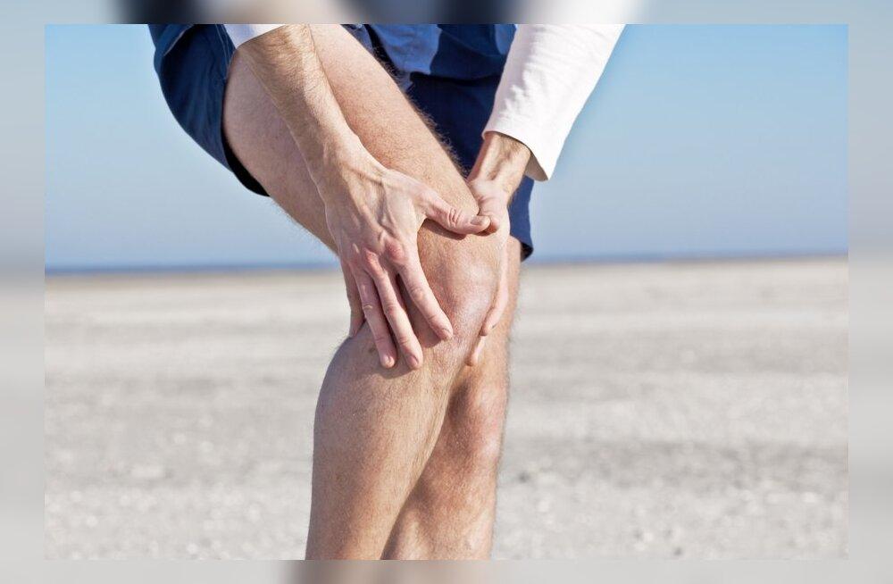 Spordivigastused: Mis on meniski vigastus?