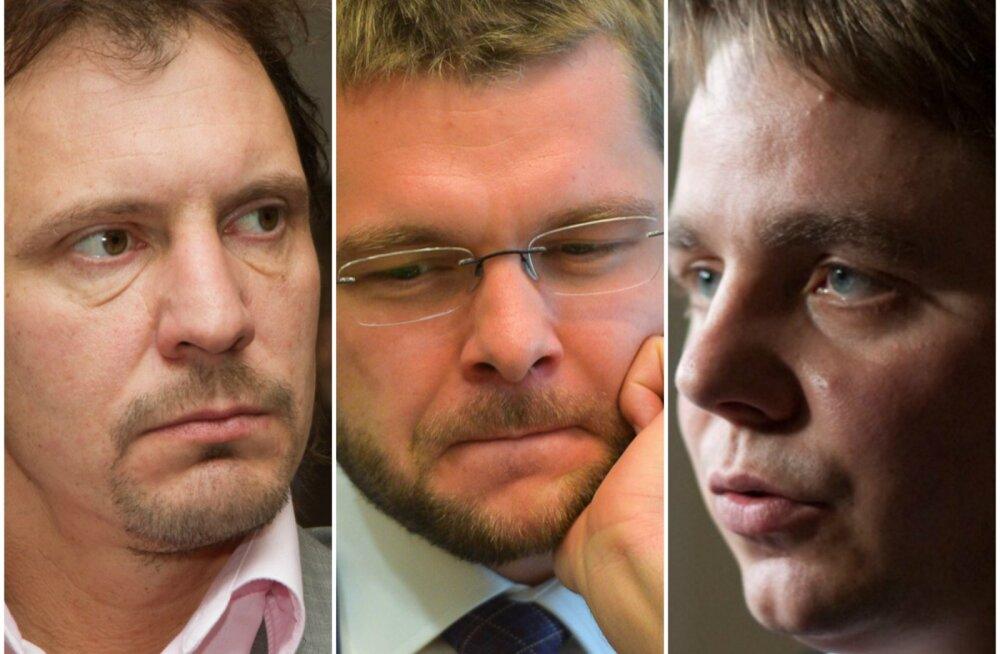 Ossinovski kiri erakonnakaaslastele: suhtun murega kuuldustesse, et tänane partei peasekretär ähvardab minu toetajaid ja uus kandidaat lubab Mikseri valijatele töökohti