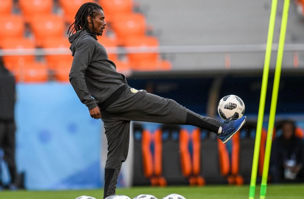 Senegali peatreener Aliou Cisse