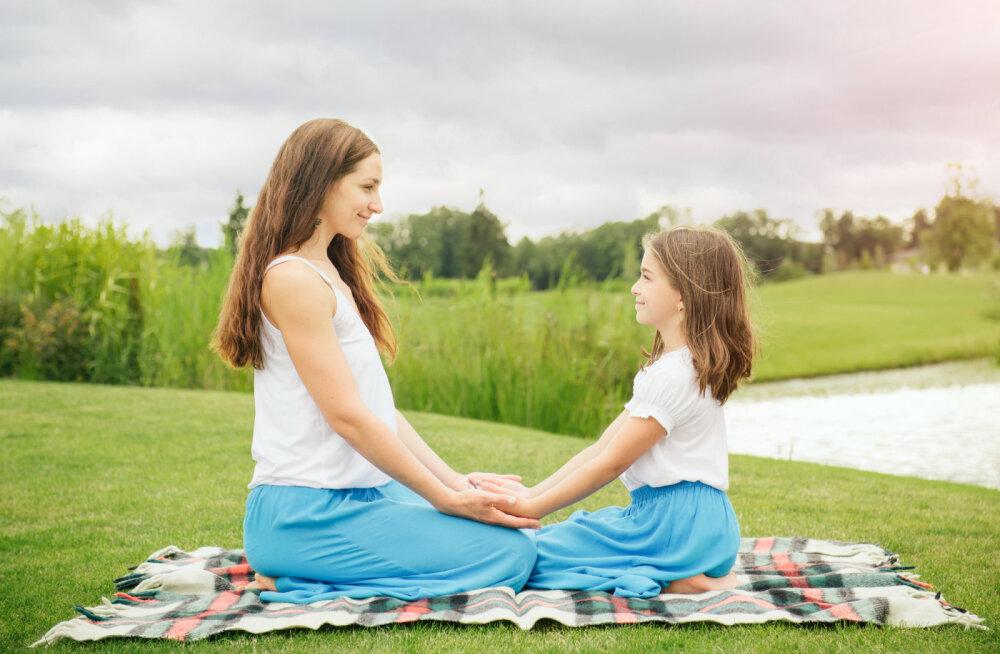 Teadveloleku õpetaja: kui oleme stressis, ei ole me võimelised looma head ühendust oma lastega