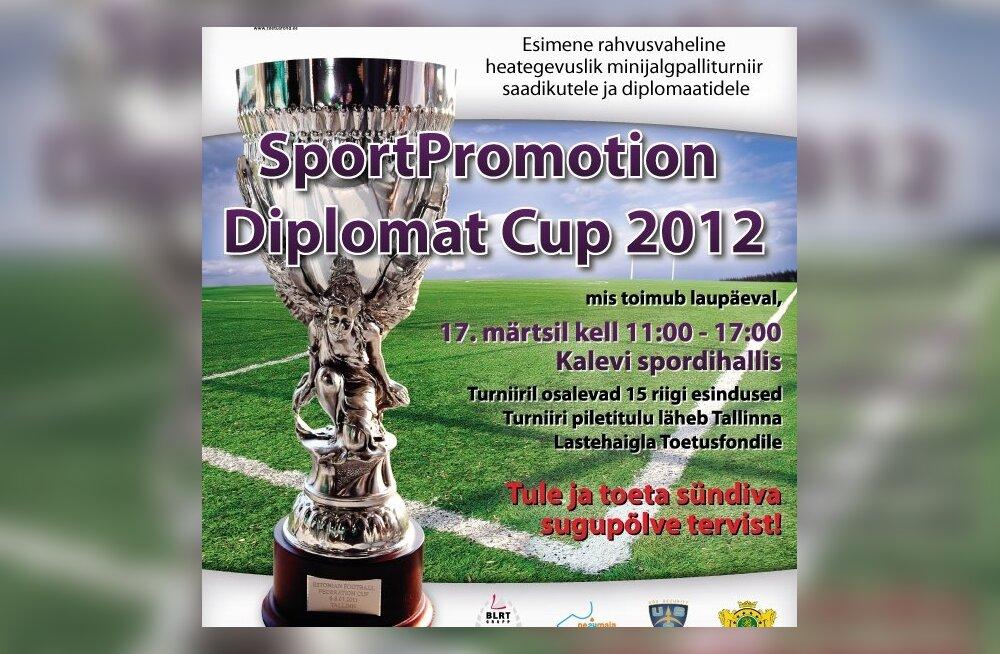 Sport Promotion Diplomat Cup 2012