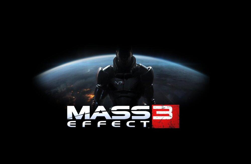 """BioWare: """"Mass Effect 3"""" tekitab mängijais soovi mehe eest väljas olla!"""