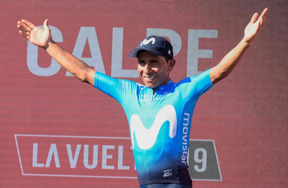 VIDEO | Vuelta kahe esimese etapi tipphetked: temposõidu massikukkumine ja Quintana võimas rünnak