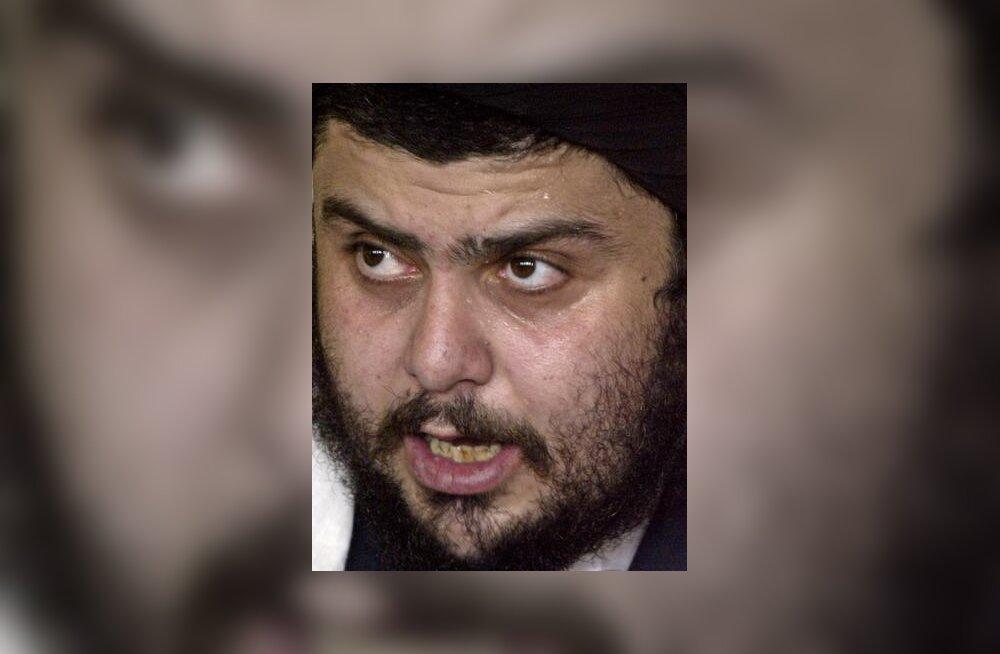 USA sõdurid tungisid al-Sadri majja