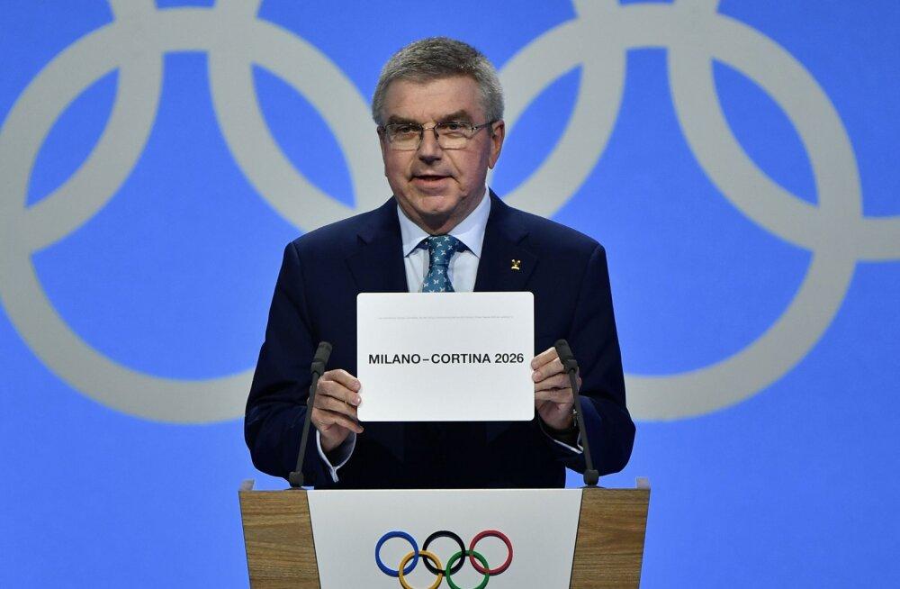 2026. aasta taliolümpiamängud toimuvad Itaalias, rootslased ja lätlased jäid kaotajaks
