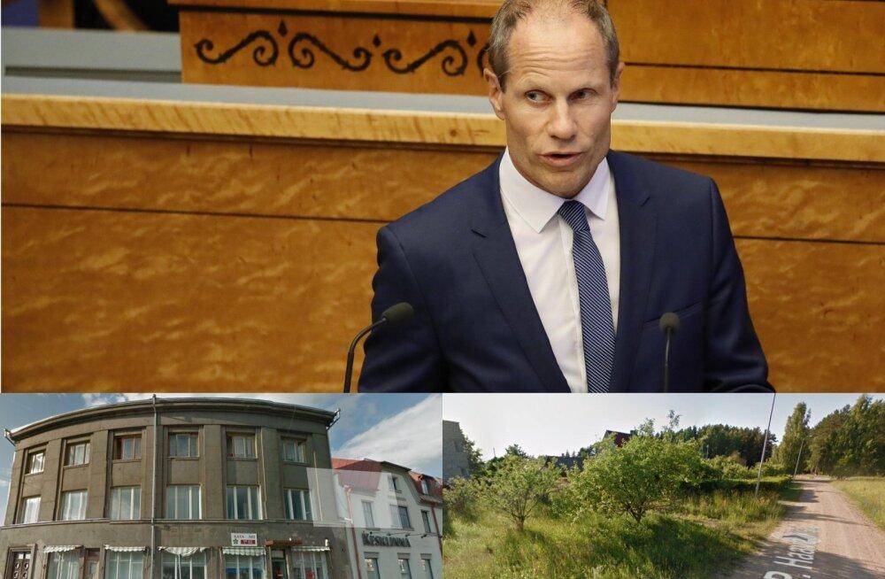 """""""Большие убытки и много нервов"""": арестованная недвижимость новоиспеченного министра финансов"""