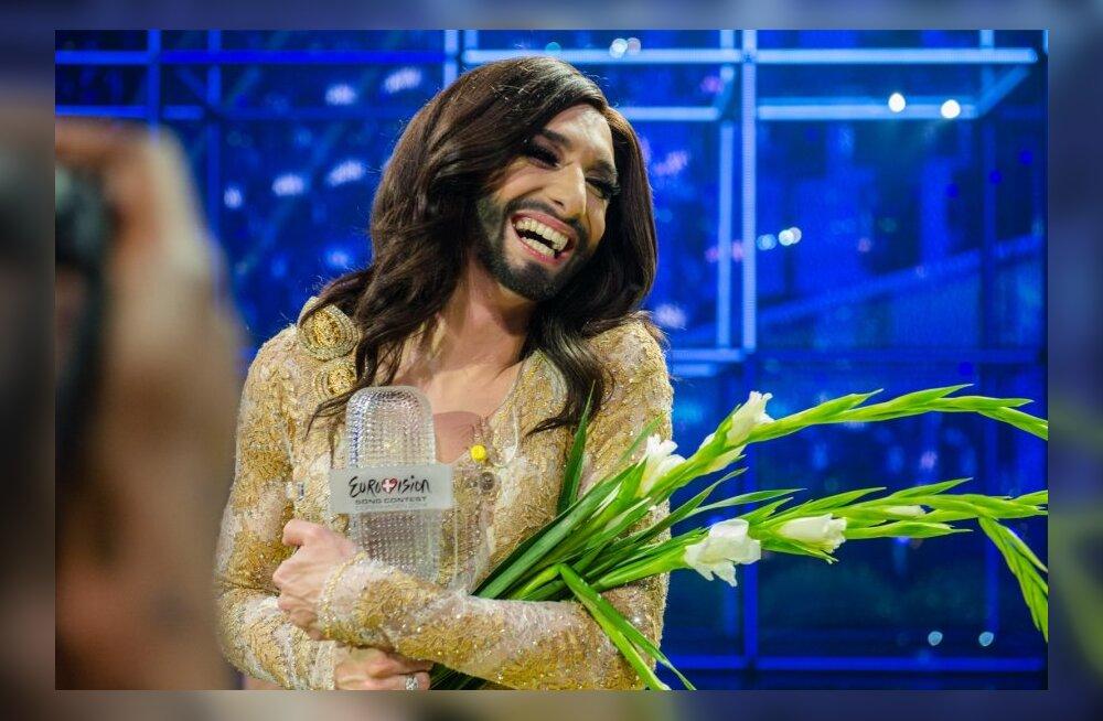 Eurovision 2014 võitja