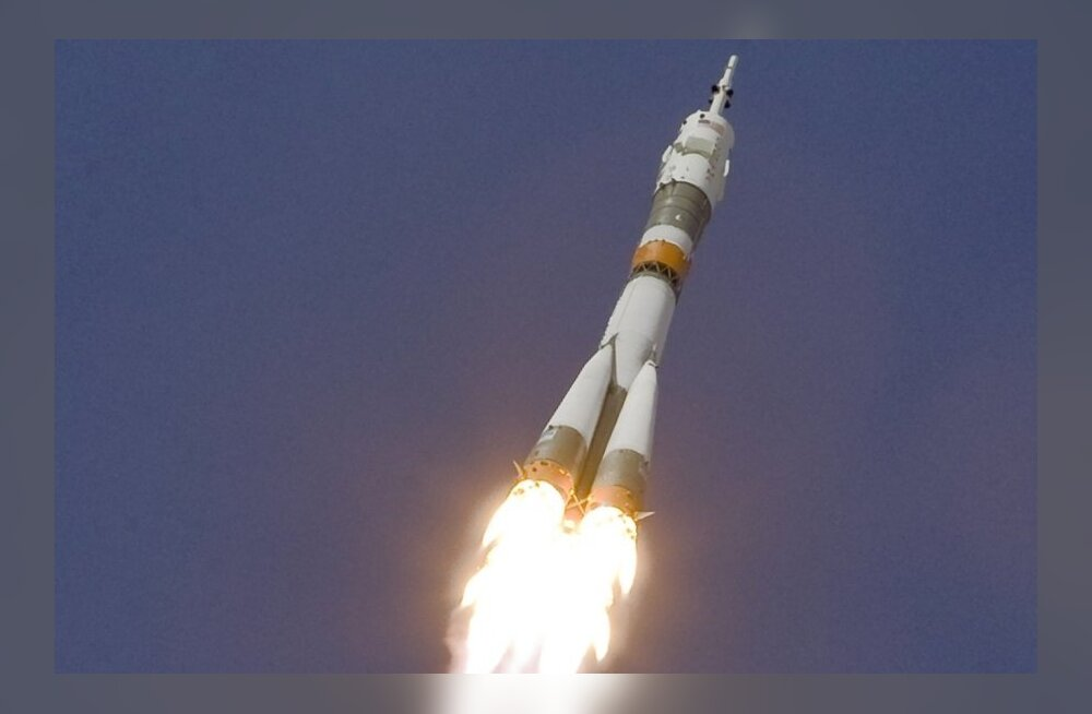 Venemaa peatas kosmoseraketi allakukkumise järel Sojuzi programmi