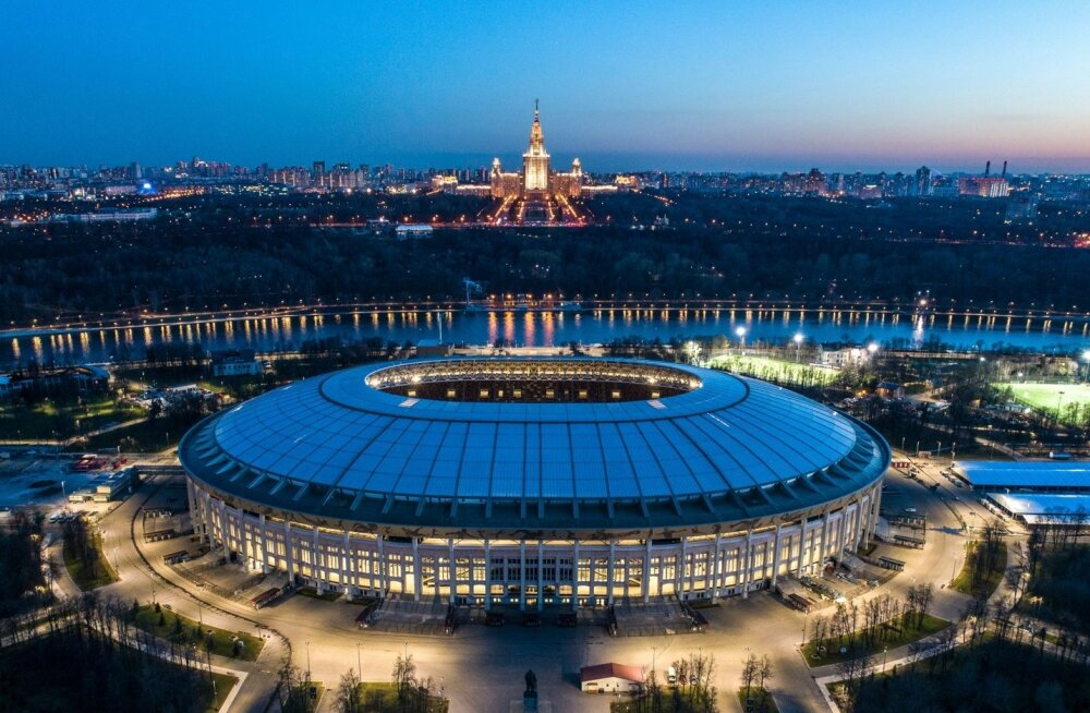 Russia Soccer WCup Moscow