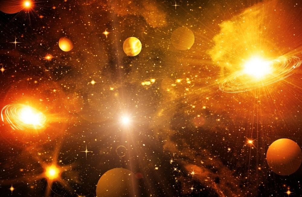Teegardeni tähe planeetidel võib olla vett ja elu