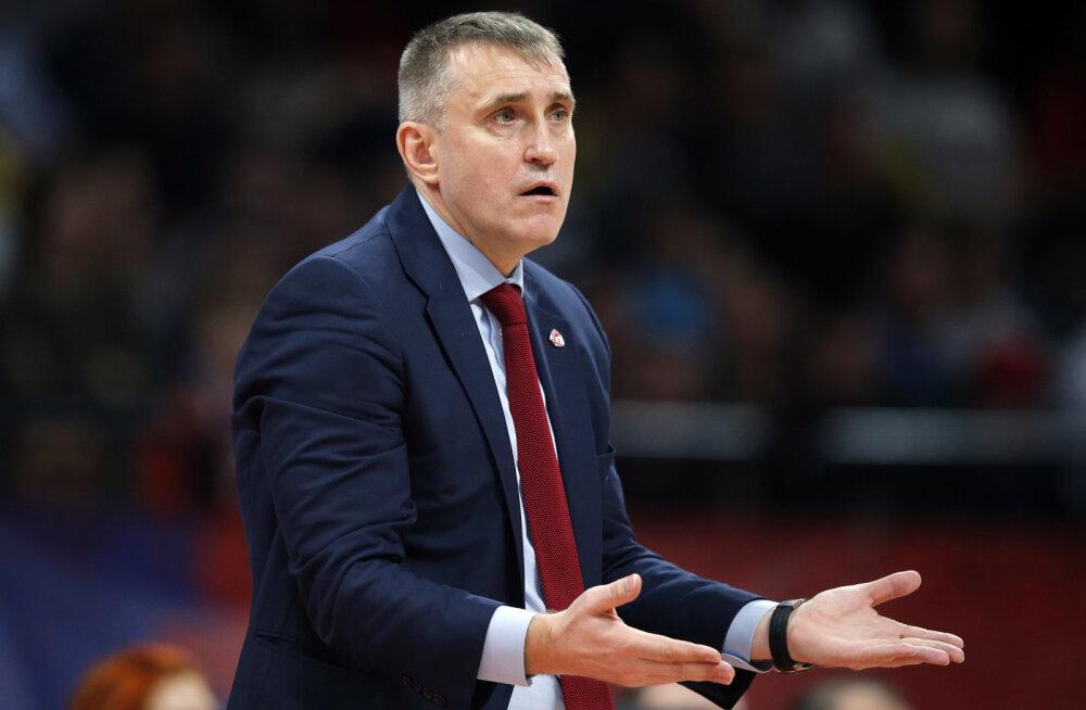 Euroliiga klubi lasi leedulasest peatreeneri lahti. Mis saab Donaldas Kairysest?