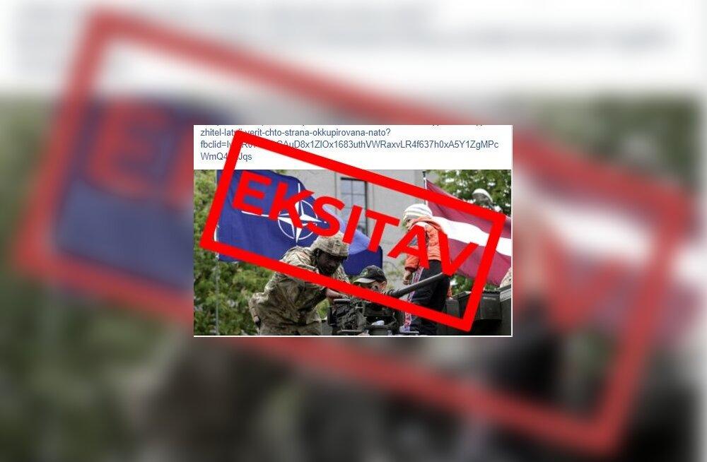 У евреев слишком много власти? Атаку на WTC провела Америка? НАТО оккупировал Эстонию? Каким фейкам жители Эстонии верят охотнее всего