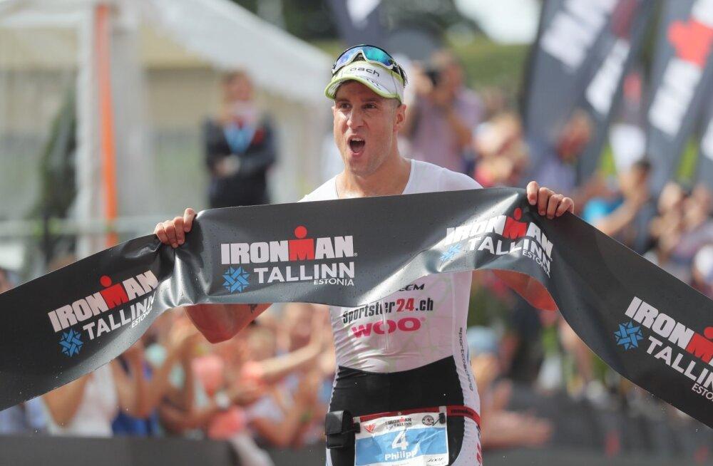 ГЛАВНОЕ ЗА ДЕНЬ: Вторая за неделю стрельба в Ласнамяэ и соревнования Ironman в Таллинне