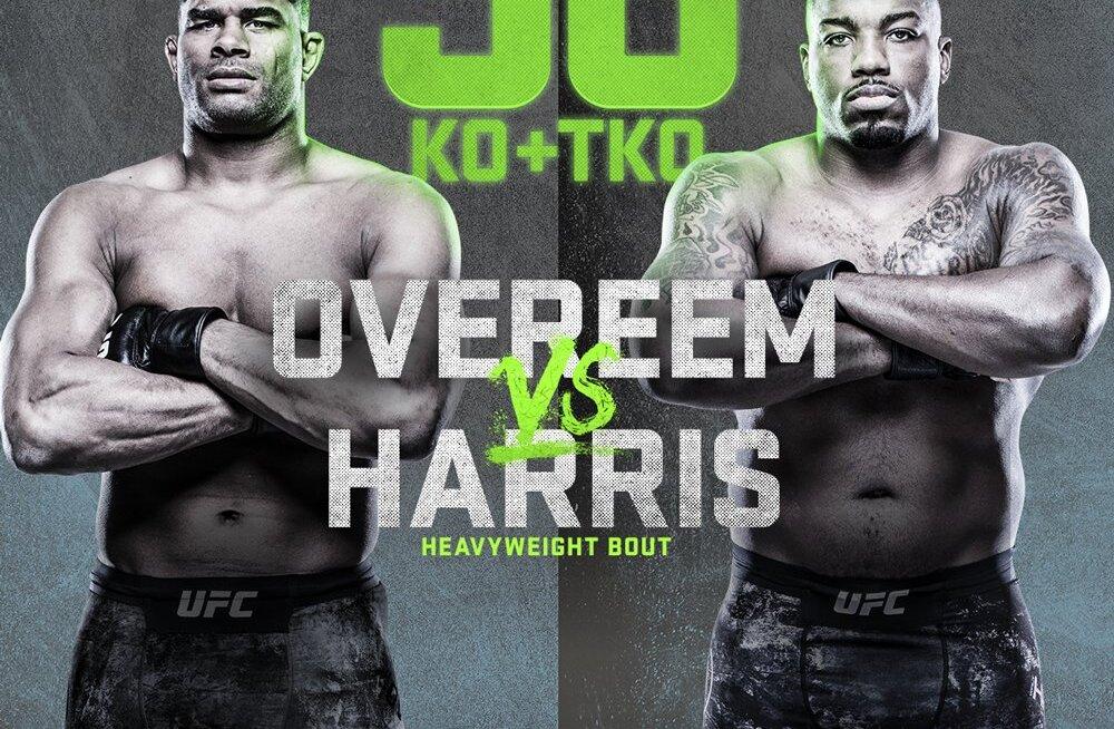 Pühapäeval näeb UFC puuris võrdsete vastaste lahingut