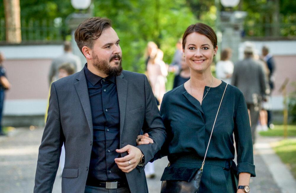 Helen Sildna kinnitas suhet: me oleme paar