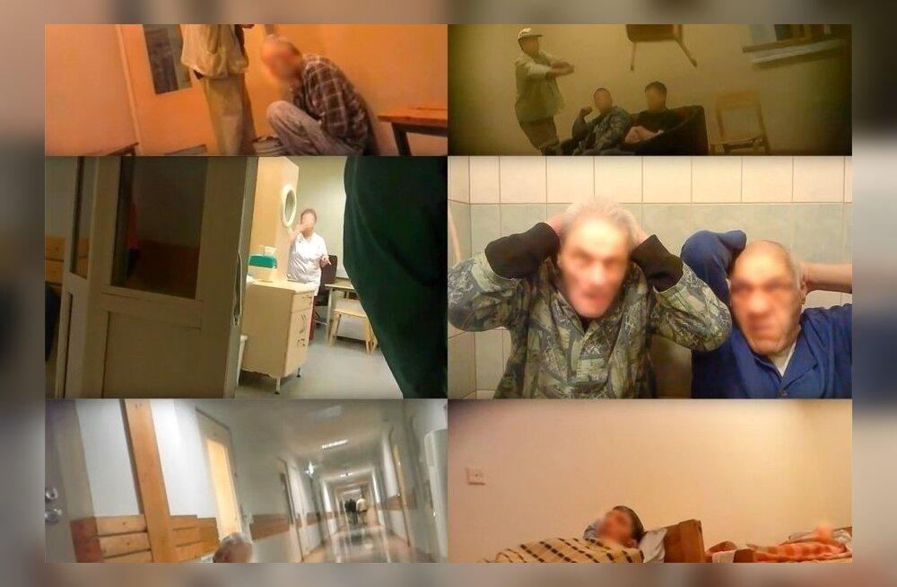 Kollaaž Jarikovi videotest