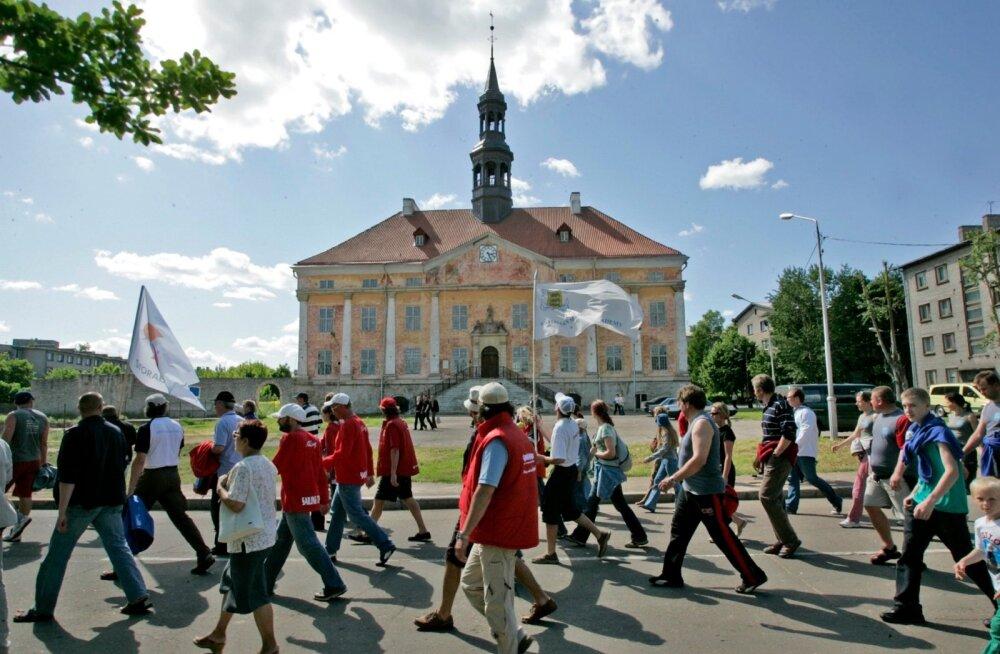 У Нарвы есть очень хороший шанс стать Культурной столицей Европы 2024 года