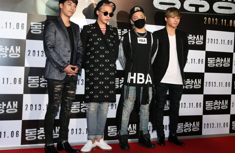 K-pop staarid on mässitud julmadesse seksiskandaalidesse