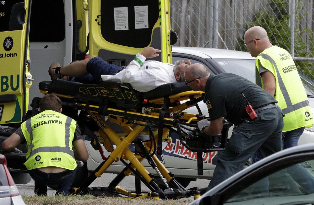 Maailma tippu kuuluv Bangladeshi kriketikoondis pääses ülinapilt Christchurchi tulistamisest