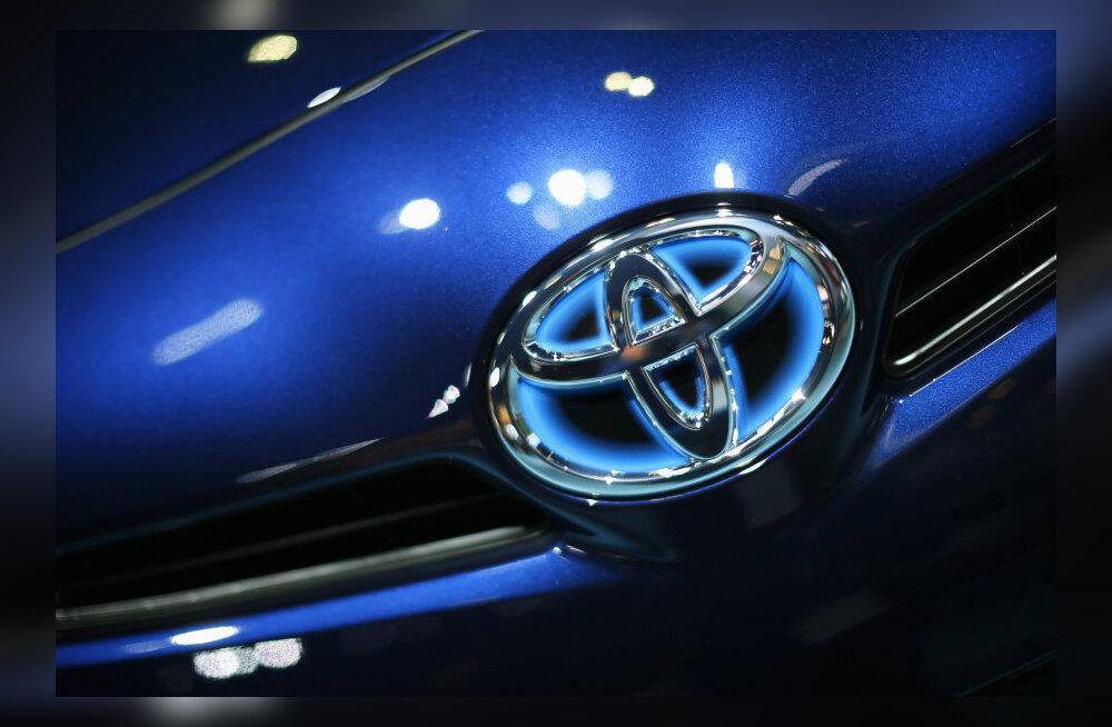 Automüük jäi jaanuaris eelmise aasta tasemele