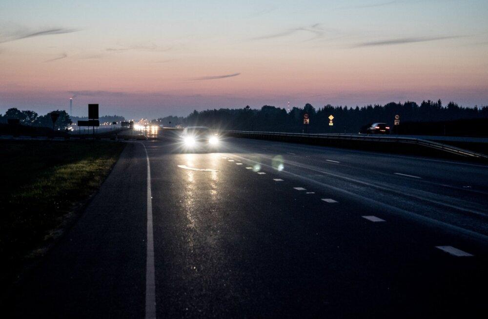 Tallinn-Narva mnt 19 km