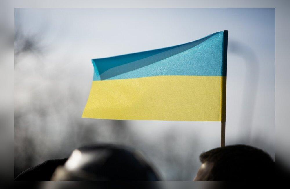 Lilled Ukraina toetuseks