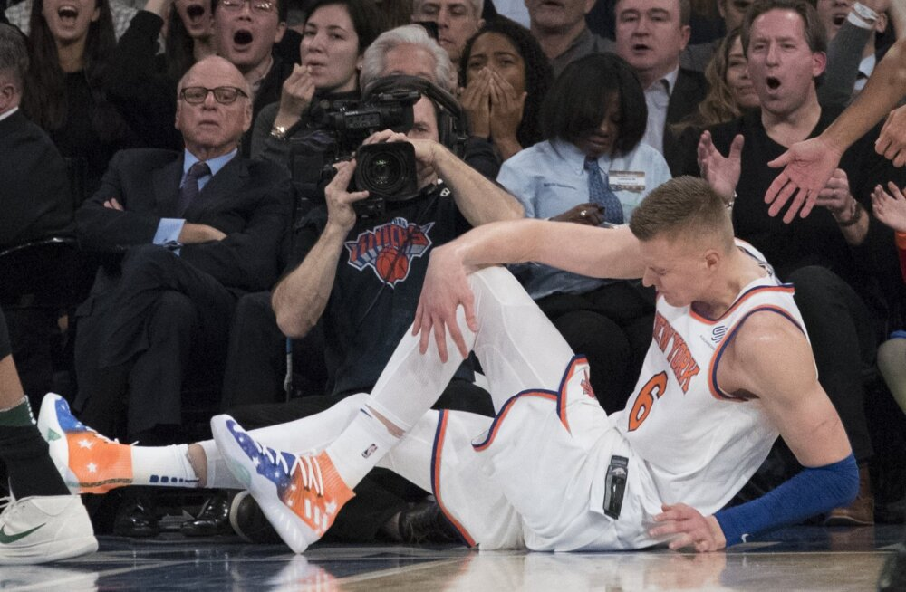 NBA staarid avaldavad lätlasele toetust: tule tagasi tugevama ja parema vennana!