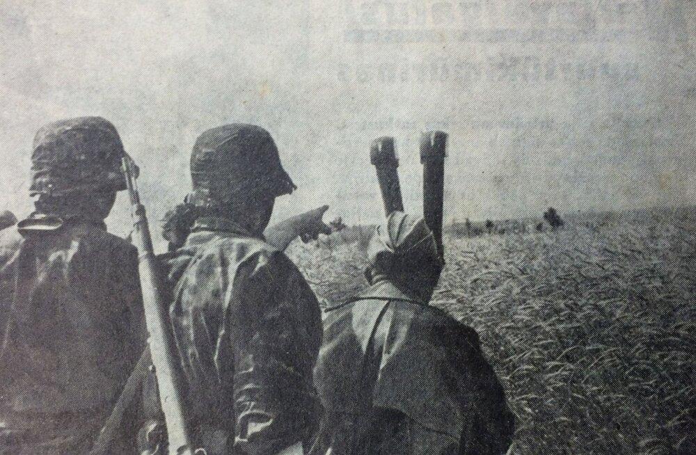 70 AASTAT SÕJA LÕPUST: Lugeja mälestused: videviku ajal tulid tallu kolm poissi, kes olid väeosast põgenenud. Ema hakkas neile Saksa mundreid mustaks värvima