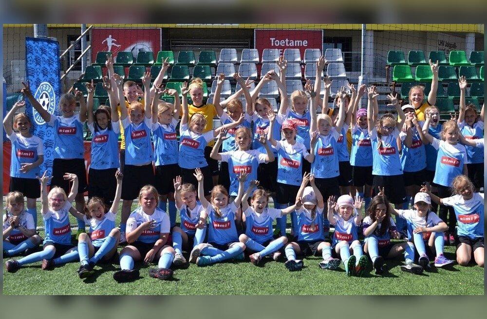 ee68ce3805b UEFA: Eesti naiste jalgpall on tõusuteel - Sport