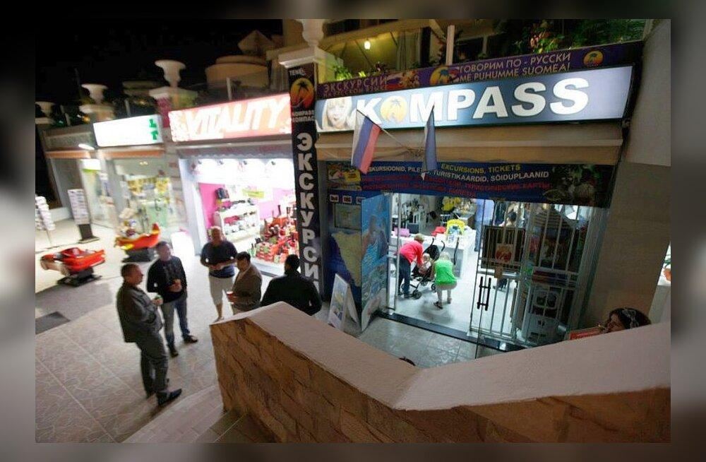 Kliimapõgenikud avasid Tenerifel teise Kompassi - intervjuu Olavi Antonsiga