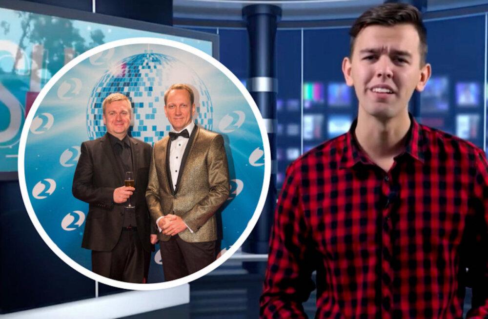 "AVALDA ARVAMUST | Kanal 2-e eetris alustas ""Hensugusta Show"", kuidas meeldis uus naljasaade?"