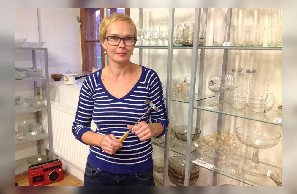 Seenetsagiraud on Mooste taaskasutuskeskuse nõutuim kaup