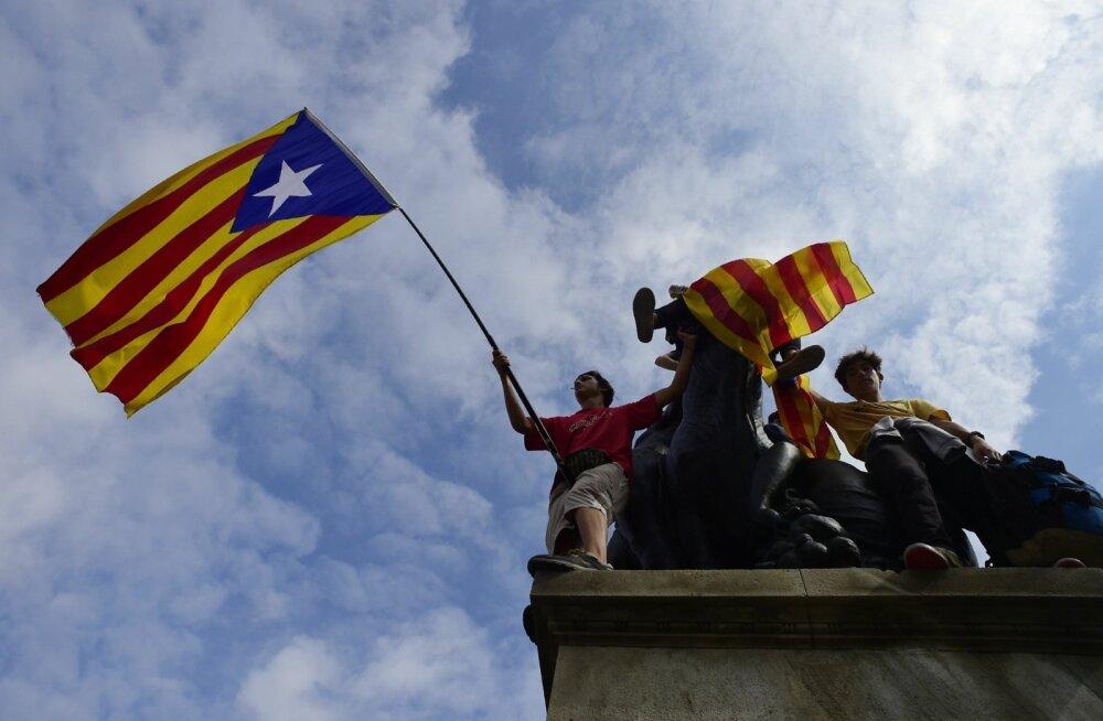 Päev pärast šokki. Kataloonias ja Hispaanias otsitakse lahendust, kuid erimeelsused järjest süvenevad