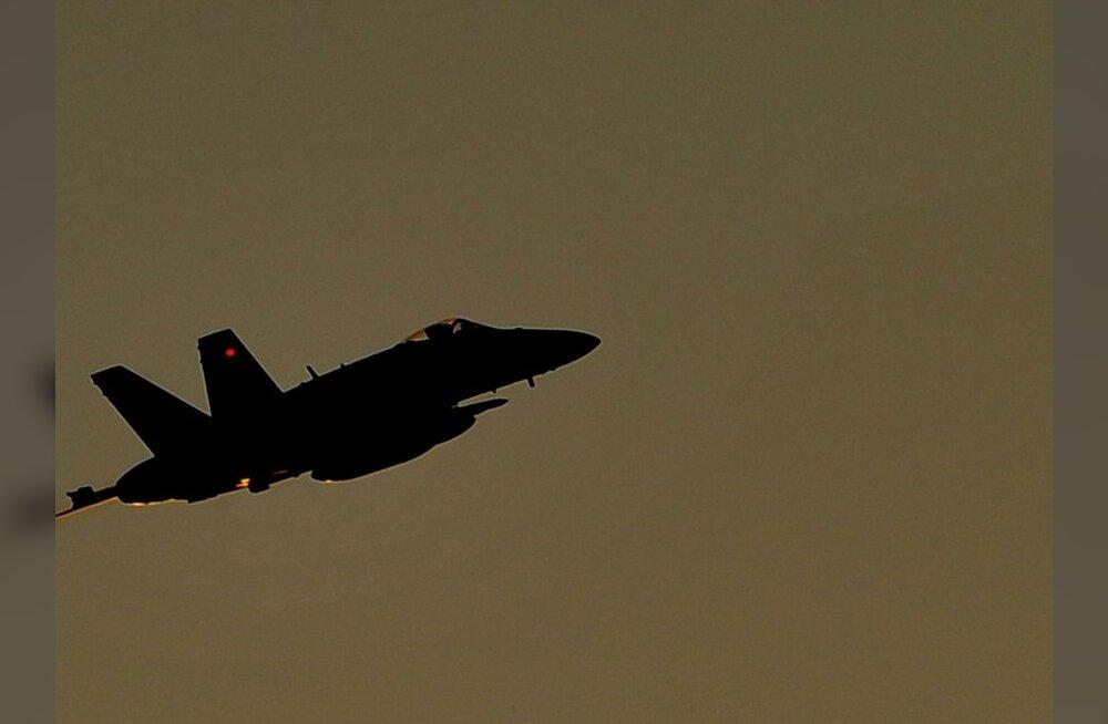 NATO teatas kaheksa Liibüa sõjalaeva uputamisest
