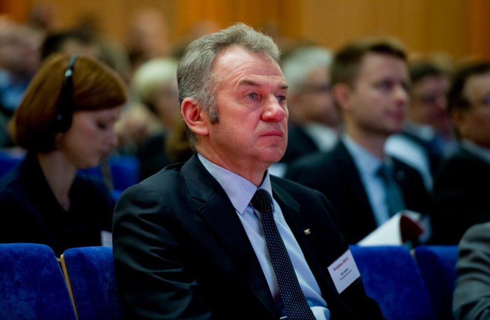 Эрик Лайдвеэ возглавил Eesti Raudtee
