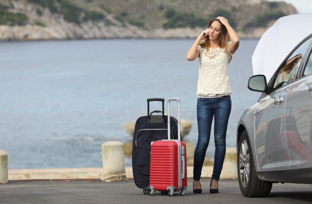 Жители Эстонии страхуют путешествия в половине случаев