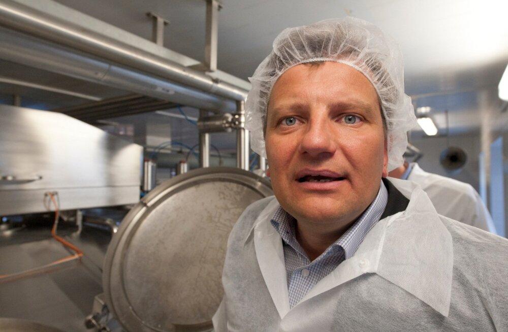 """""""Ühistööd oleks meil vaja igas valdkonnas tunduvalt rohkem, alates poliitikast ja lõpetades piimandusega,"""" teatab E-Piima juhataja Jaanus Murakas, kes veab praegu suurimat ühistulist projekti maamajanduses."""