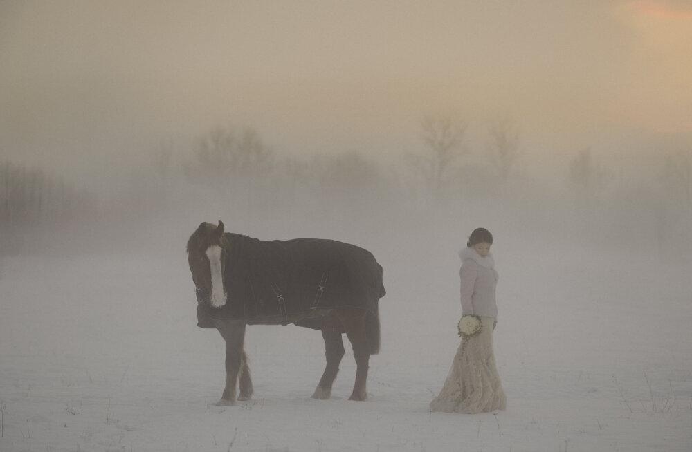 Võrratu GALERII: Eelmise aasta parimad pulmafotod — nende hulgas ka eestlaste tööd!