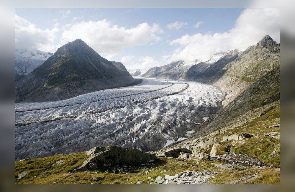 Šveitsis sulasid jääliustikust välja kolm 1926. aastal kadunud venda