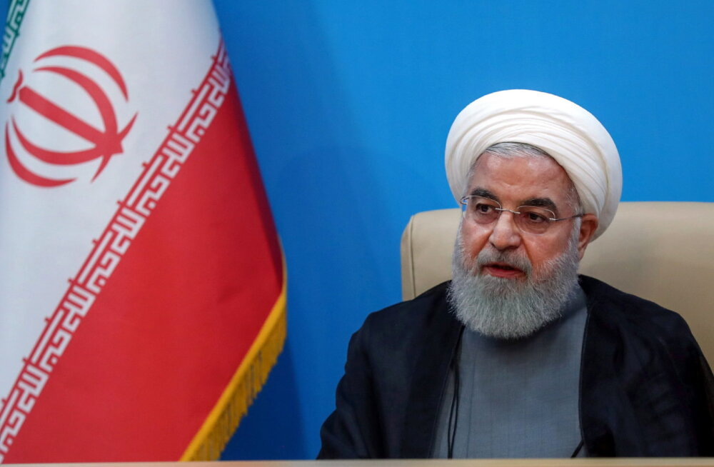 Allikad: Iraan ületas 2015. aasta tuumaleppe rikastatud uraani varu ülempiiri