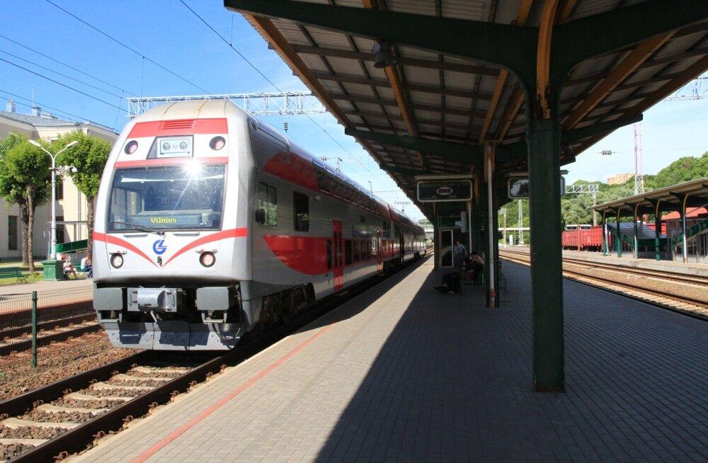 Berliin-Tallinn Rongiga