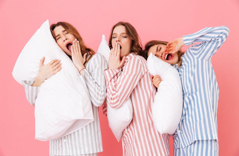 Teadlased panid paika, kui mitu tundi sa olenevalt oma vanusest tegelikult öösiti magama peaksid