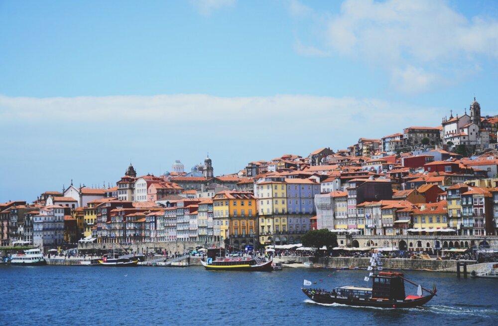 Tee enne suve algust Portugalis tiir peale! Tallinn – Lissabon – Porto – Faro – London – Tallinn kokku vaid 132€