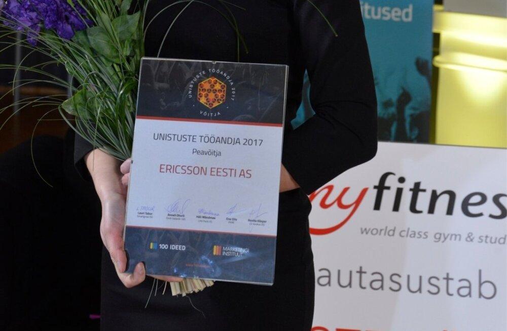 Ericssoni Tallinna Tehase personalidirektor Katri Kuuse.