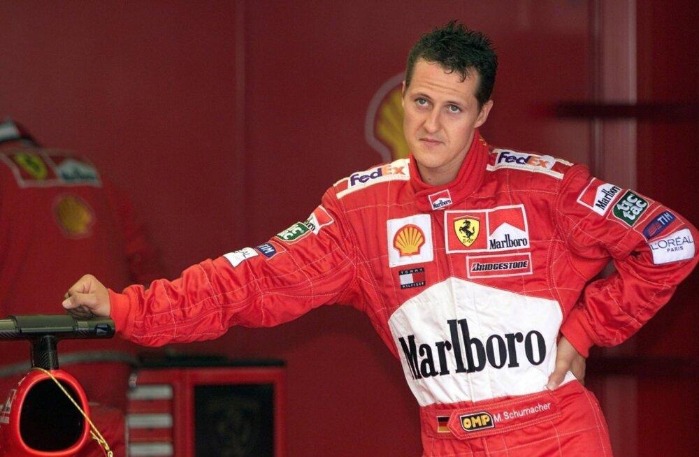 Meedia: Michael Schumacheri operatsioon lükatakse edasi