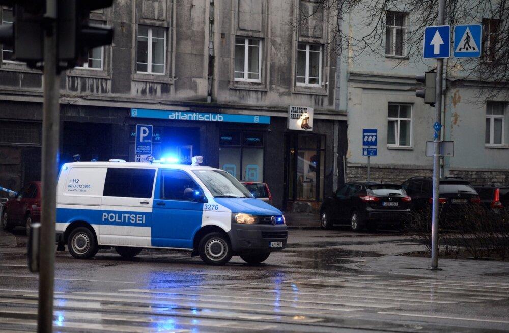 Politsei otsib kahe Tallinnas toimunud liiklusõnnetuse pealtnägijaid
